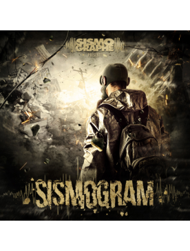 "Album Cd ""Sismographe - Sismogram"""