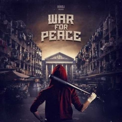 "Album Cd ""Dj Boudj - War For Peace"""