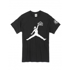 "T-Shirt Logo ""Air Scred"" Noir"