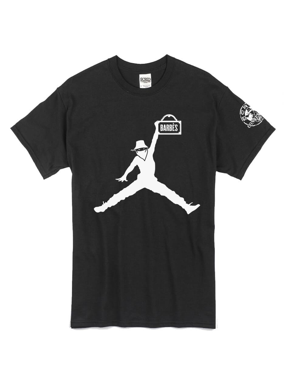 """T-Shirt Logo """"Air Scred"""" Noir"""