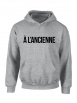 "Sweat Capuche ""A L'ancienne"" Gris"