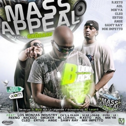 "Album Cd ""Mass Appeal - Spécial Grodash"""