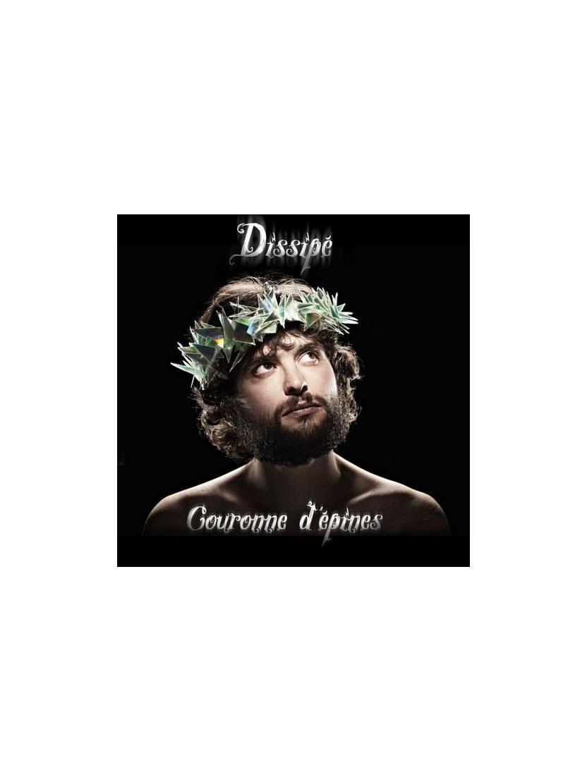 """Album Cd """"Dissipé - Couronne d'épines"""""""