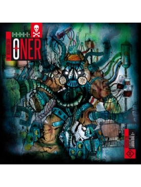 """Album Cd """"Oner - O+"""""""