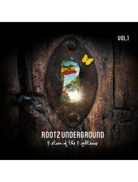 "Album Cd ""Rootz Underground – Return of the Righteous Vol.1"""