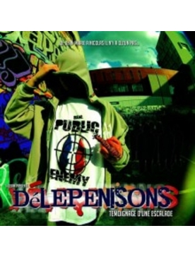 "Album Cd ""Kiddam - Délepenisons"""