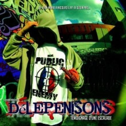 "Album Cd ""Kiddam - Délepenisons"""