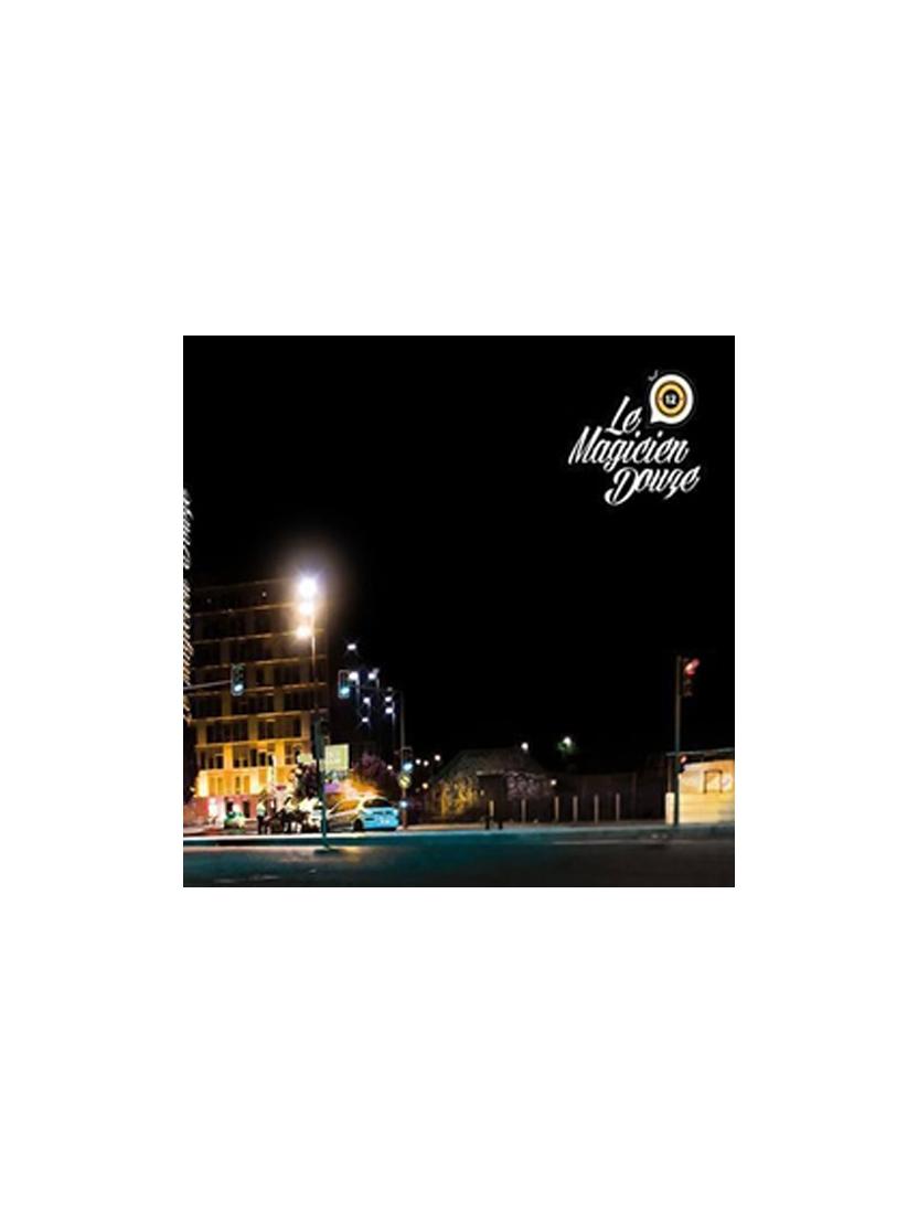 """Album Cd """"Douze - Le magicien Douze"""""""