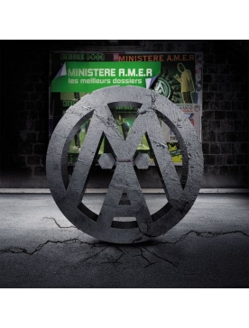 "Album Cd ""Minister Amer - Le Best OF"""