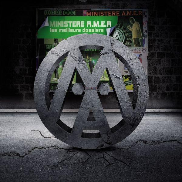 """Album Cd """"Minister Amer - Le Best OF"""""""