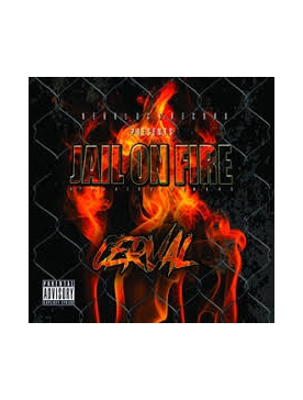 "Album Cd ""Jail On Fire - Cerval"""