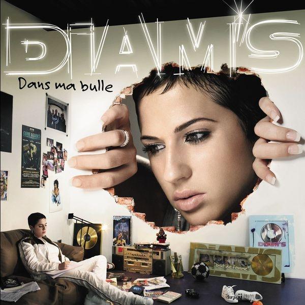 """Album Cd """"Diam's - Dans ma bulle"""""""