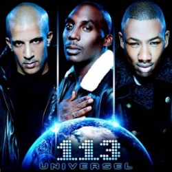 """Album Cd """"Universel - 113"""""""
