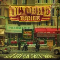 """Album Cd """"Octobre Rouge - Là Où Ca Fait Mal"""""""