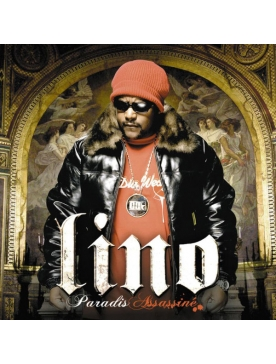 "Album Cd ""Lino - Paradis Assassiné"""