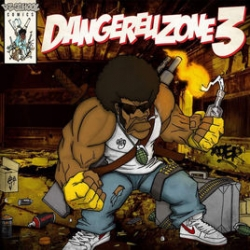"Album Cd ""Dangereuzone 3 - Dz School Comics"""