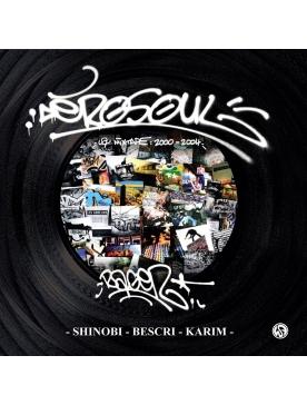 """Album Cd """"Rager - Aerosoul"""""""