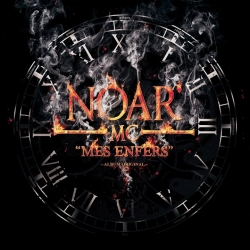 "Album Cd ""Noar MC - Mes Enfers"""