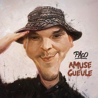 """album cd \""""Paco\"""" - amuse/gueule"""