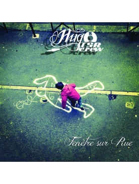 "Album Cd ""Hugo TSR - Fenetre sur rue """