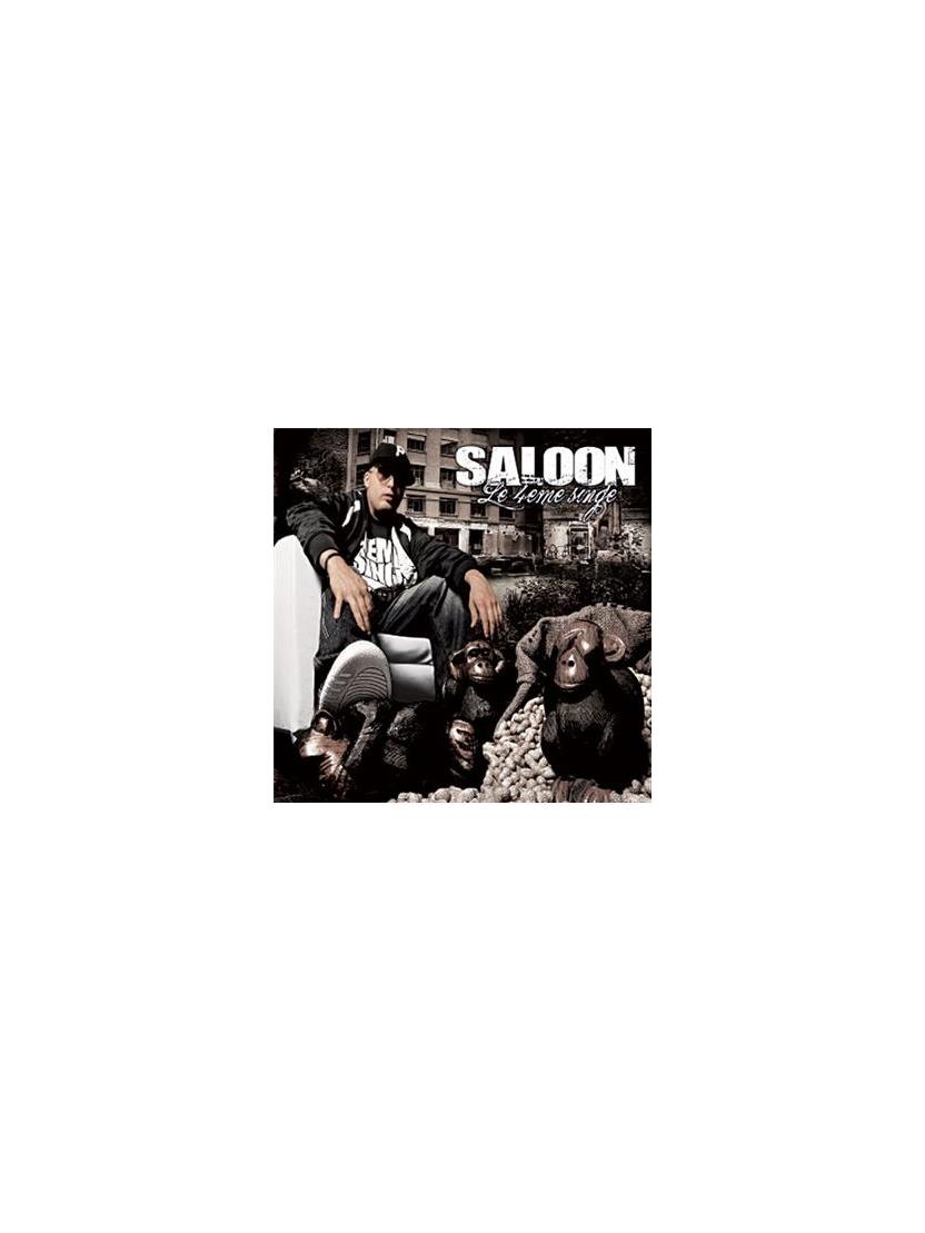 """Album Cd """"Le 4ieme singe - Saloon"""""""