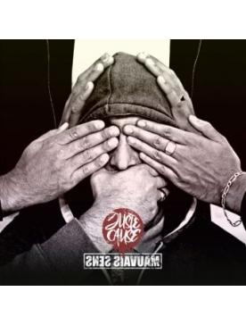 """Album Cd """"Juste cause - Mauvais sens"""""""