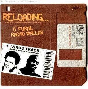 Album vinyl rachid wallas feat khondo