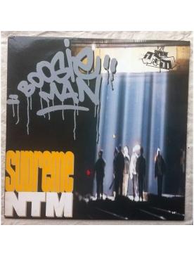 """Maxi vinyl NTM """"boogie man"""""""