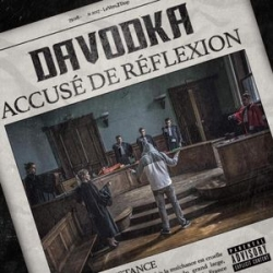 "Album Cd ""Davodka"" - accusé de reflexion"