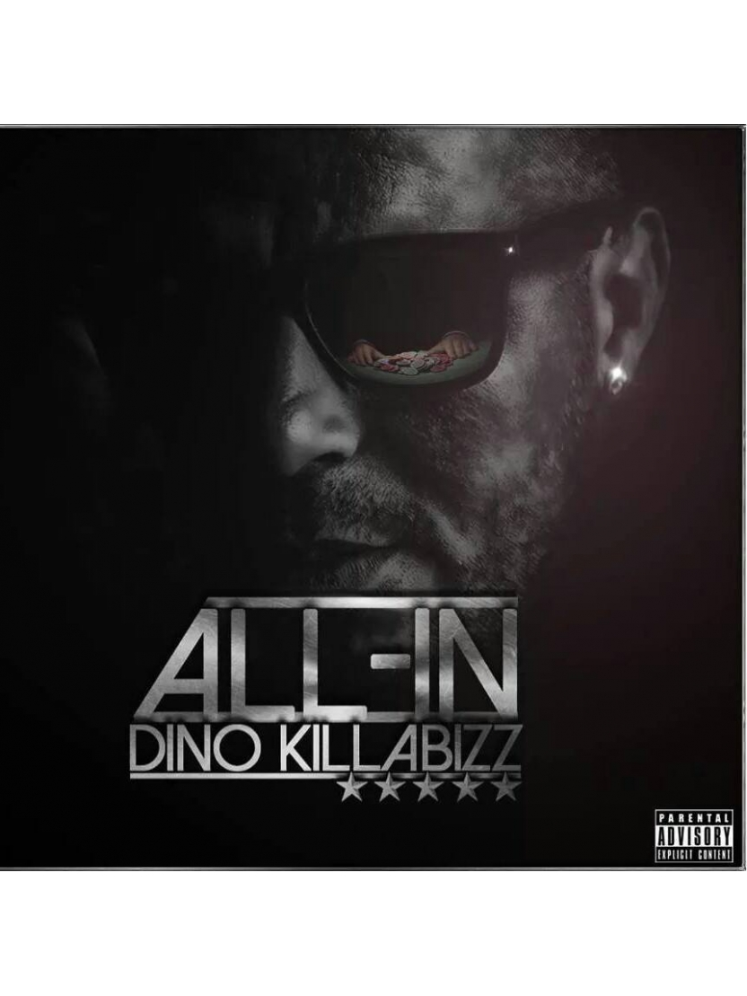 "Album Cd "" Dino "" - All in"