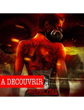 """Album Cd """"Sons of Melody - Seconde peau """""""