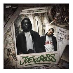 """Album Cd """"Joe x cross"""" - Artefacts vol 3"""