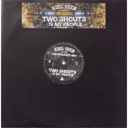"""Album Vinyl """"Kool Shen - Two shouts IV my people"""""""