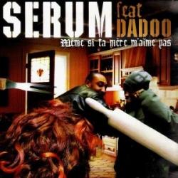 """Album Vinyl """"Serum - Même si ta mère m'aime pas"""""""