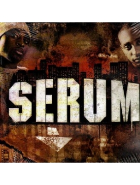 "Album Vinyl ""Serum -'On vit comme on peut"""