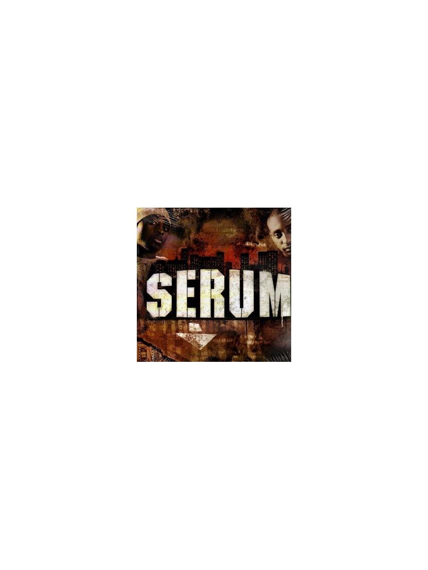"Album Vinyl ""Serum -'On vit comme on peut"""