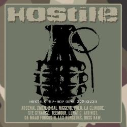 album vinyl compilation hostile