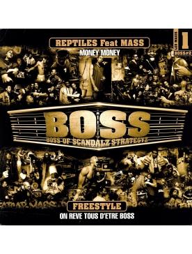 maxi vinyl B.O.S.S Iron sy - Comme de fous