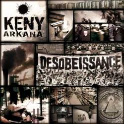 """Album Cd """"Keny Arkana - Désobéissance"""""""