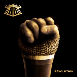 "Album vinyl IAM ""Révolution"""