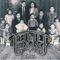 "Album Cd ""Tony Toxik"" - Familia"