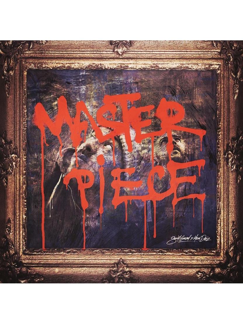 """Album vinyl Swift Guad Mani Deiz """"Masterpiece"""""""