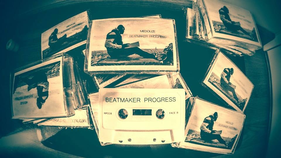 cassette Medouze Beatmaker Progress