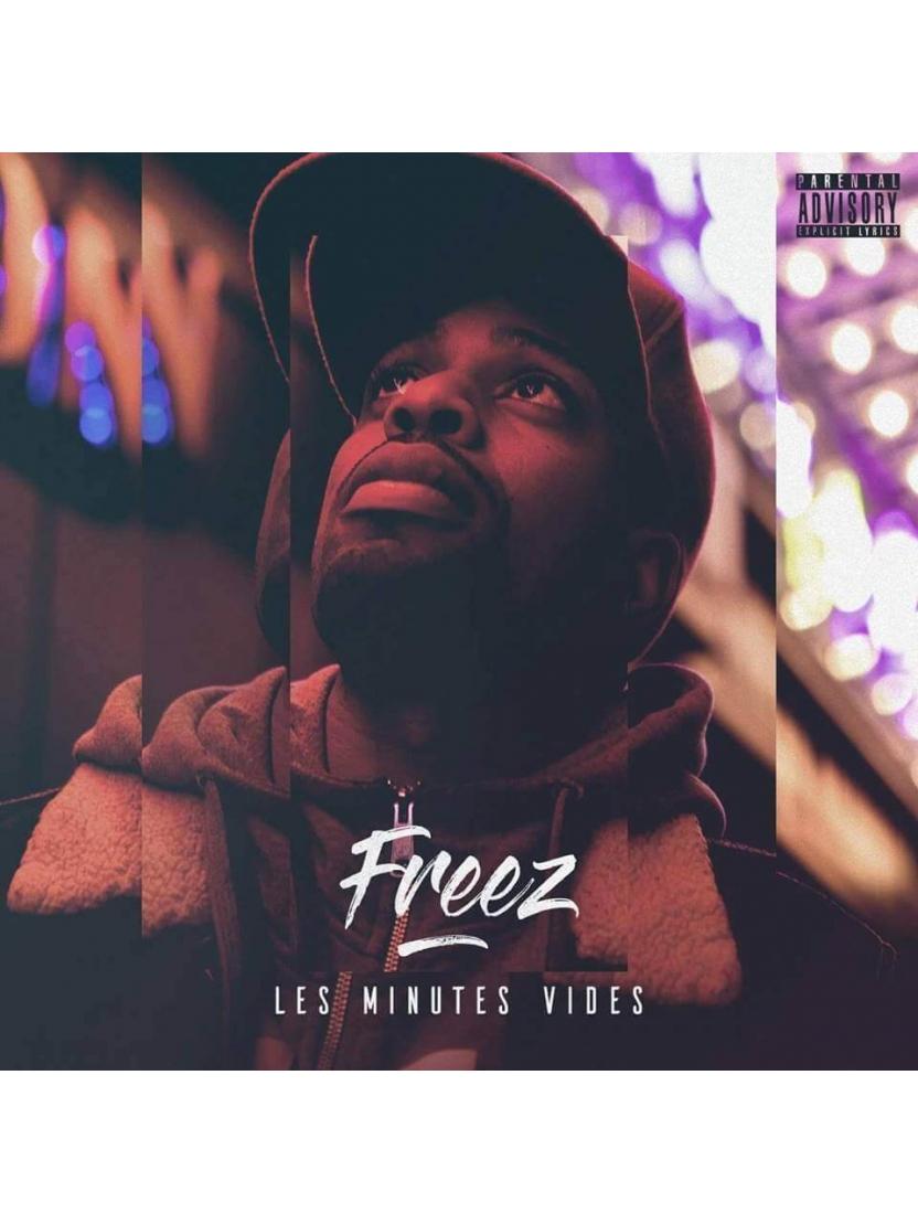 """Album Cd """"Freez"""" - Les minutes Vides"""