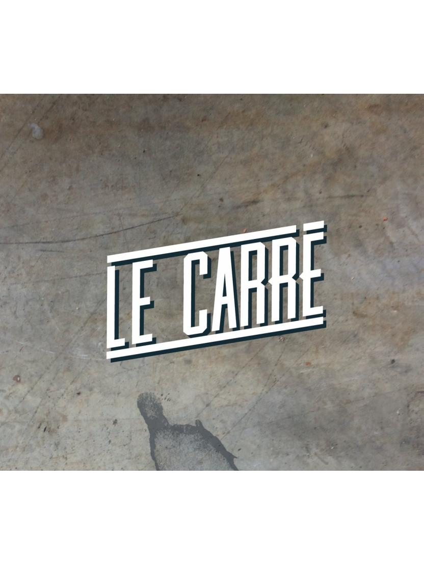 "Album Cd ""Le carré"" - Le carré"