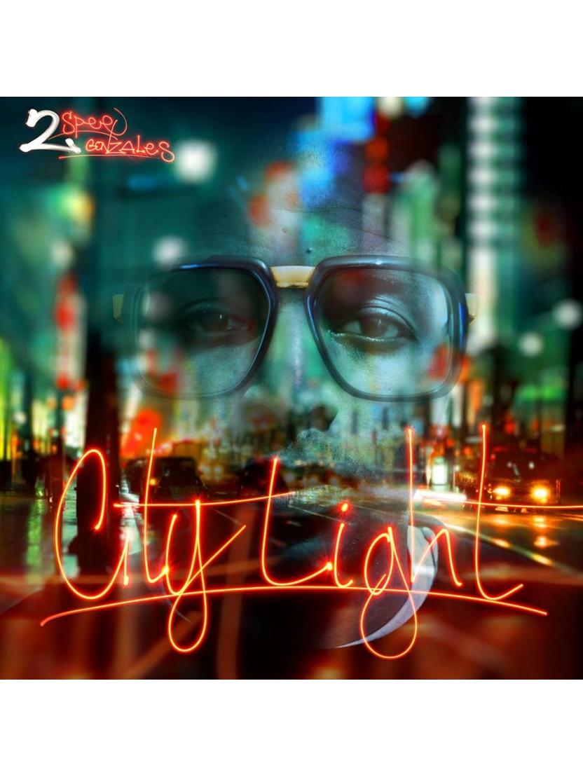 """Album Cd """"2Spee Gonzales"""" - City light"""