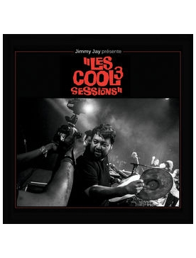 "Album Cd ""Jimmy Jay"" - Les cools sessions 3"