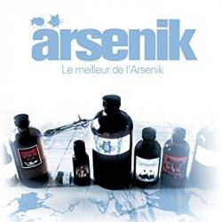 """Album Cd """"Arsenik"""" - Le meilleur de L'arsenik"""
