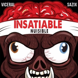 "Album Cd ""Insatiable"" - Nuisible"