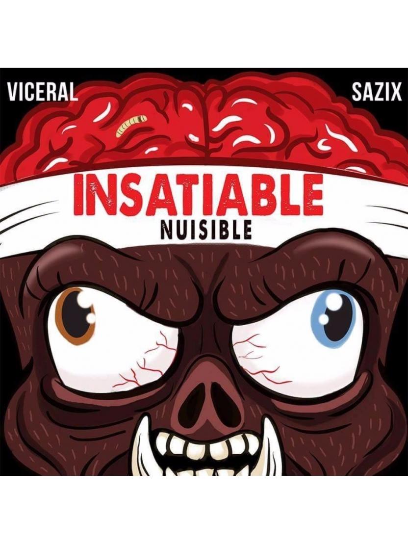 "Album Cd ""Insatiable"" - Nuisible"